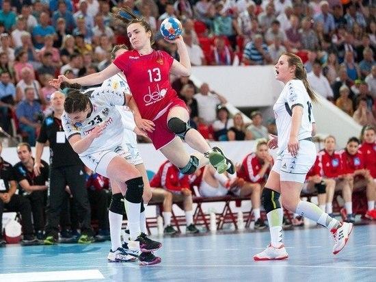 Российские гандболистки обыграли сборную Австрии в Астрахани