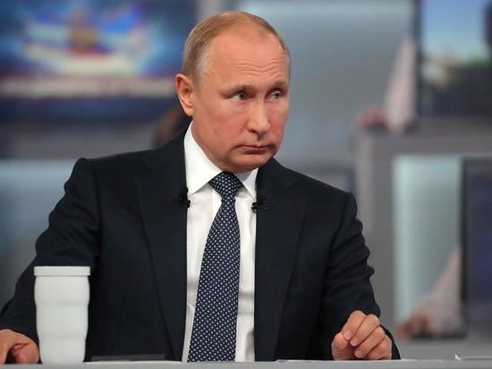 Президент поговорил с россиянами один на один