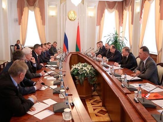 Вологодская область вышла на новый уровень взаимодействия с белорусскими партнерами