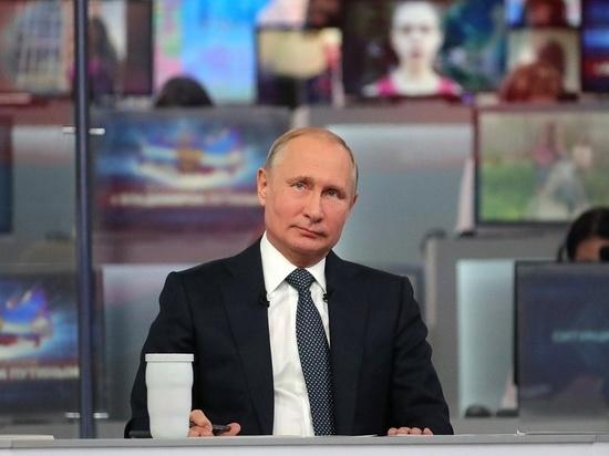 Алексей Дюмин высказался о «Прямой линии» Владимира Путина