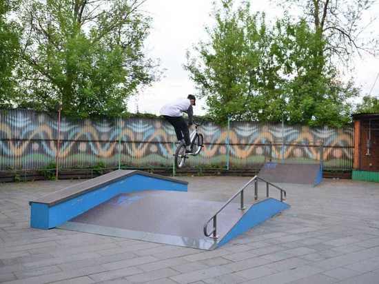 В новом скейте-парке в Мичуринске пройдут соревнования на лучший трюк