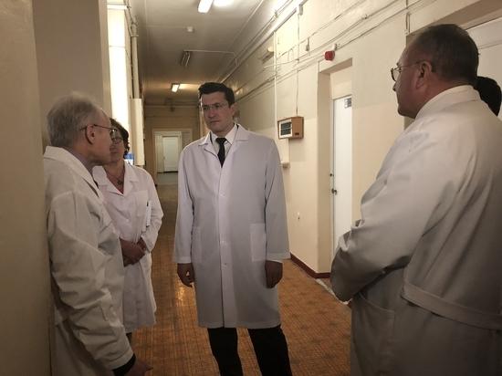 Капремонт проведут в больнице № 30 Нижнего Новгорода