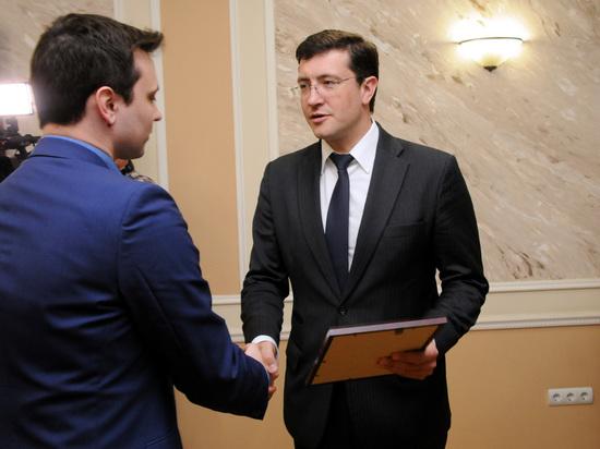 Глава Нижегородской области поздравил ученых-победителей конкурса президентских грантов