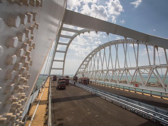Запашный о предложении Ефремова отдать Крымский мост: хватит спекулировать