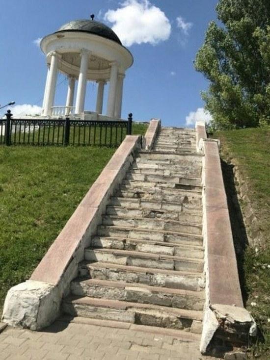 Кострома потратит 7,5 миллионов рублей на ремонт Беседки Островского