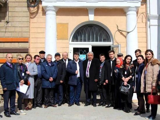 Обращение писателей Дагестана в защиту родных языков