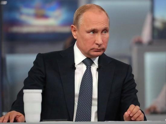 Путин присвоил гражданство РФ гражданке Украины изСирии