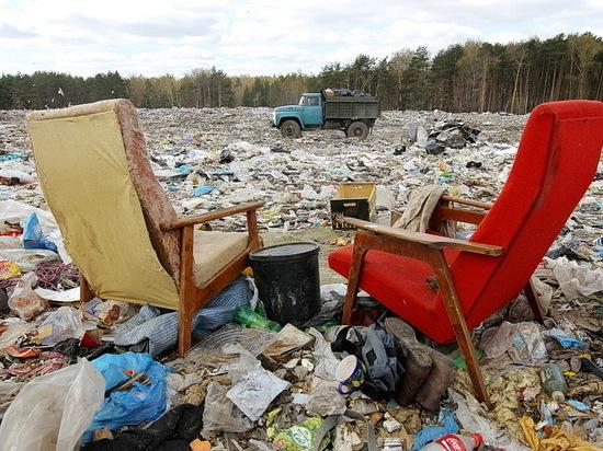Суд закрыл на три месяца мусорный полигон в Тульской области