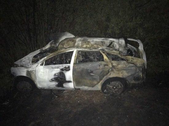 В Кинель-Черкасском районе столкнулись две легковушки, есть пострадавшие