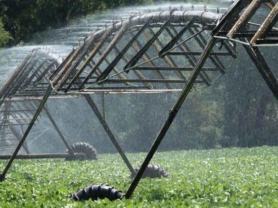 Дмирий Азаров провел совещание по вопросу развития орошения сельскохозяйственных земель
