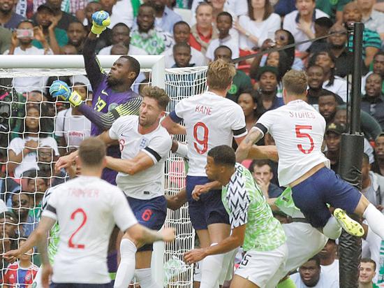 Футбол, ЧМ-2018: Кто должен сделать сборную Англии чемпионом