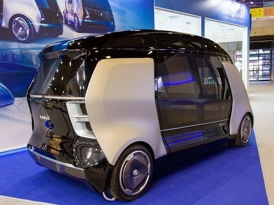 В Казани КАМАЗ покажет новые беспилотные автобусы