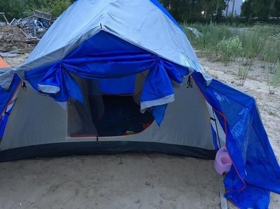Во время ЧМ-2018 на территории Казанской ярмарки болельщикам разрешат жить в палатках