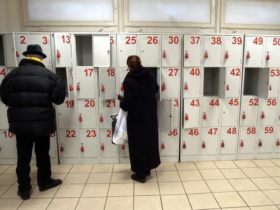 Из-за чемпионата мира из московских супермаркетов исчезают камеры хранения