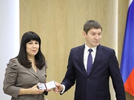 В Чувашии назначен новый начальник Управления Минюста РФ