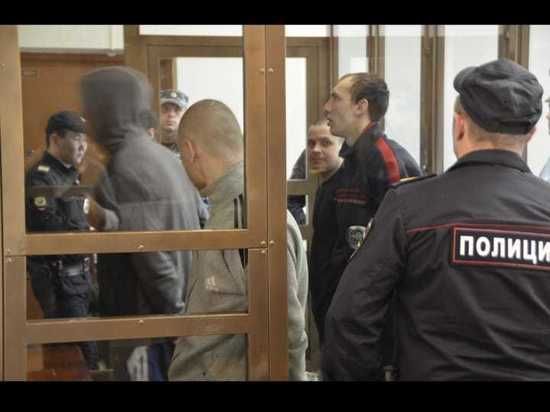 В Москве осуждены бандиты, расстрелявшие бойцов Росгвардии после налета на магазин