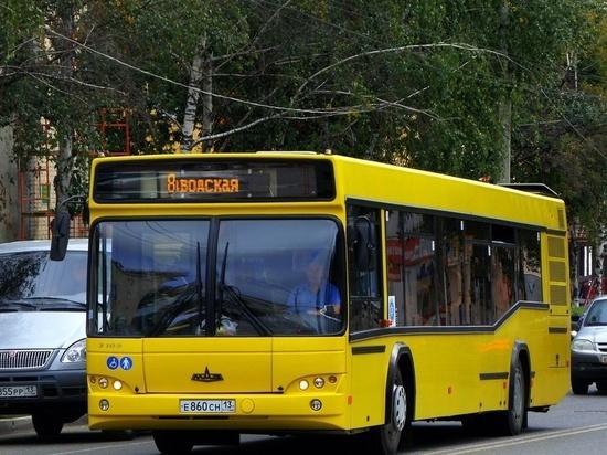 Как изменится работа общественного транспорта Саранска в дни ЧМ-2018