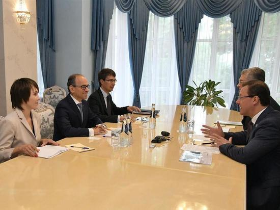 Дмитрий Азаров встретился сновым президентом АВТОВАЗа