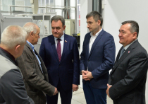 Валерий Сухих: В Пермском крае большие планы по развитию инфраструктуры здравоохранения