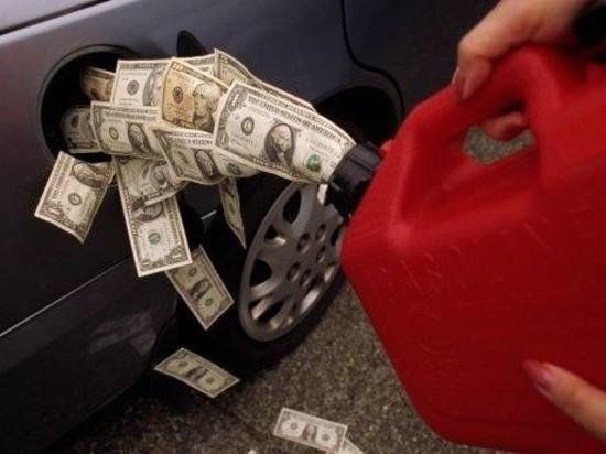 Ульяновские водители протестуют из-за повышения цен на бензин