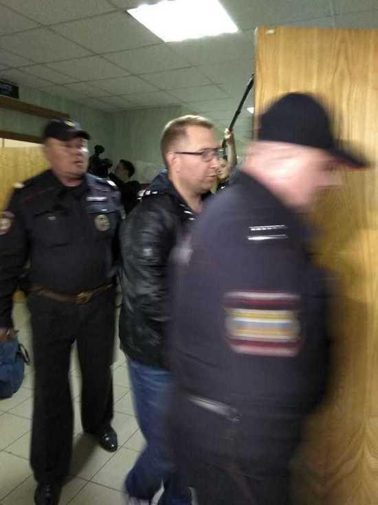 «Я ничего не поджигал»: арест тверского министра отложили
