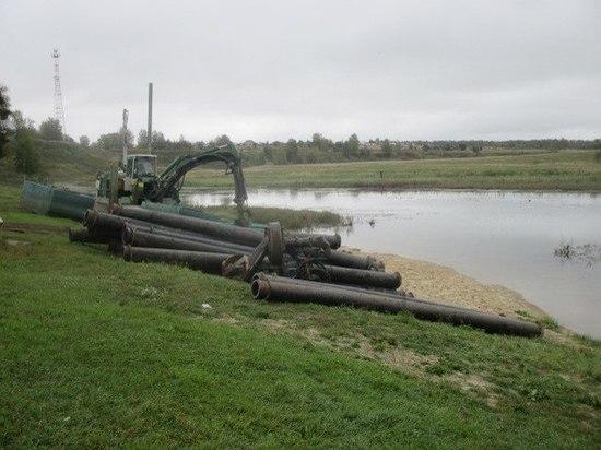 Костромская область признана первой по пропускной способности русел рек