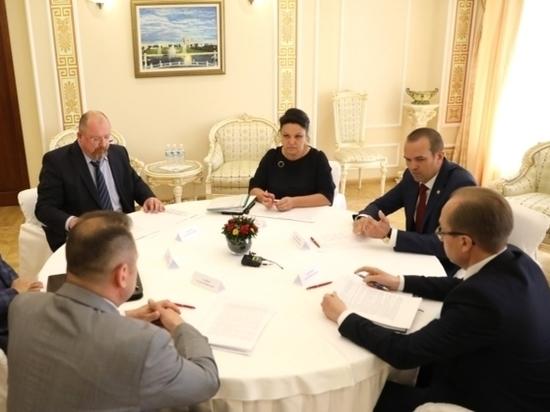 Обсудили дорожную карту «Новочебоксарского»