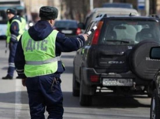 В выходные в Архангельской области будут ловить пьяных шофёров