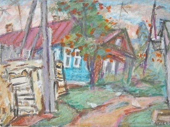 Выставка живописи Тамары Гусевой открылась в Нижнем Новгороде