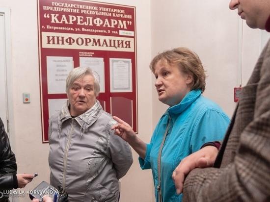 Это унизительно: жители Карелии жалуются на обеспечение льготными лекарствами