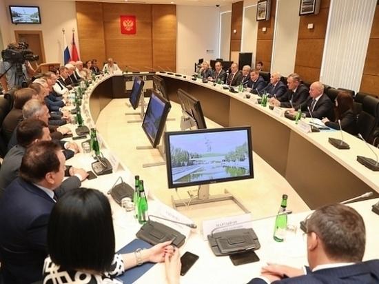 Регионы ЮФО объединятся для выполнения президентских задач