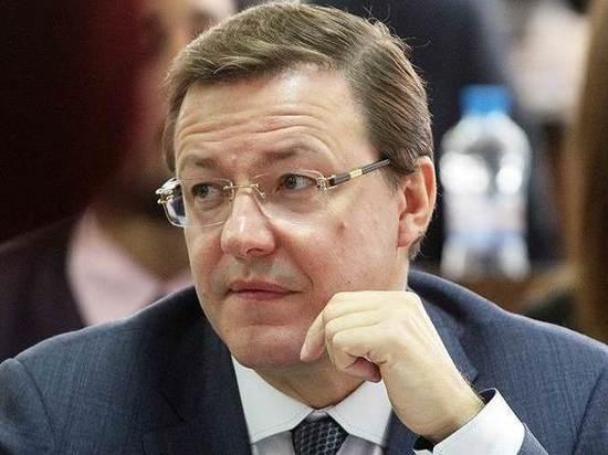 Выборы губернатора Самарской области состоятся 9 сентября