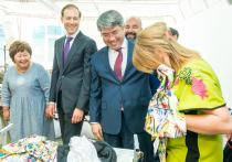 В Бурятии будут выпускаться форма для школьников и самолет «Байкал»