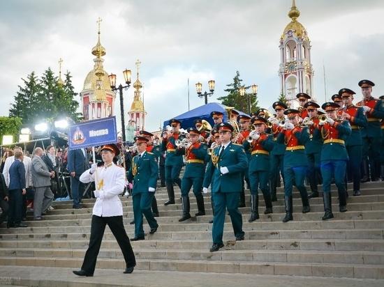 На Международный фестиваль в Тамбов приедут лучшие духовые оркестры России