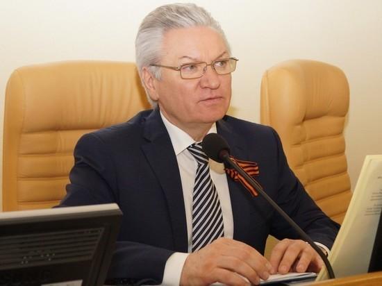 Александр Клыканов назначен куратором Волгограда на время выборов в гордуму