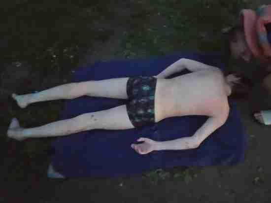 Мужчина в невменяемом состоянии чуть не утонул в Оби