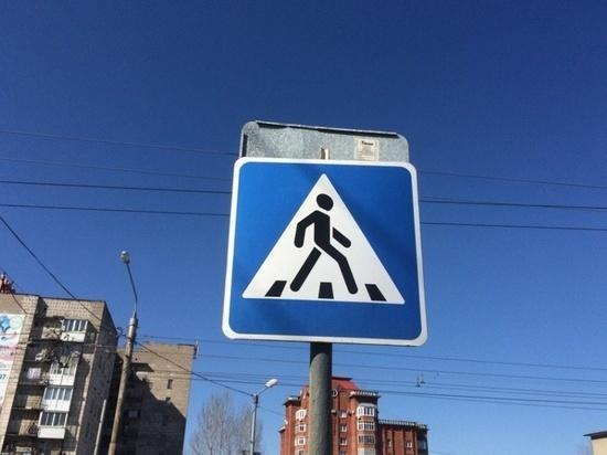 В Чебоксарах восстанавливают дорожные знаки