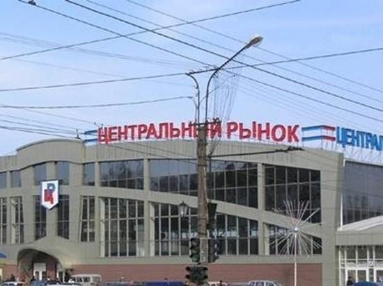 Лучшим розничным рынком России признан Центральный рынок Саранска