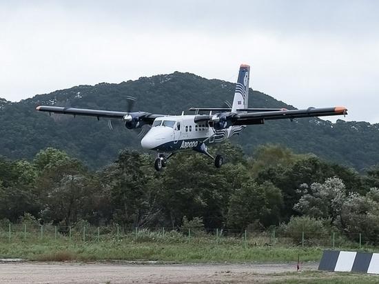 Модульный аэровокзал появится в приморском поселке