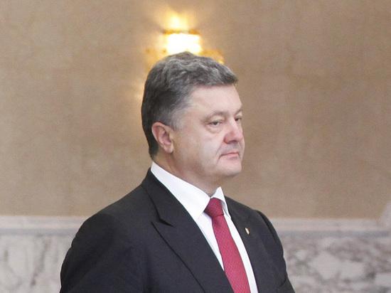 Порошенко пожаловался на нежелание Москвы финансировать украинскую армию