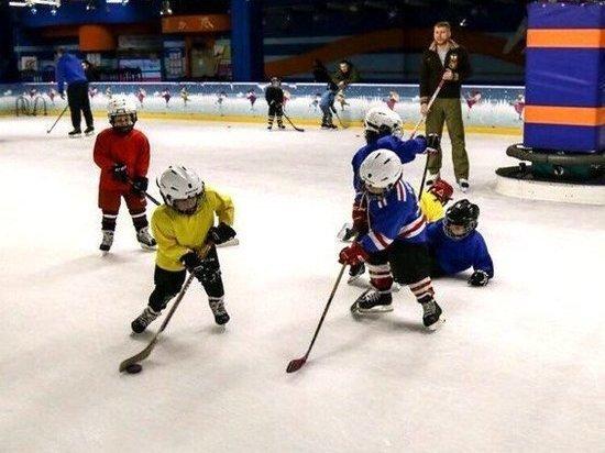 Центр хоккейной подготовки открыли сегодня в Костроме