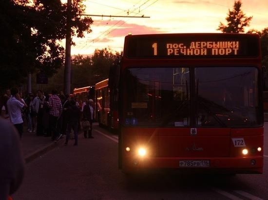 На Ураза-байрам в Казани 26 автобусов и троллейбусов выйдут в рейсы с 4.00