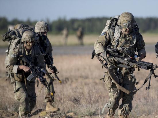 Учения НАТО в Прибалтике решили «приурочить» к Чемпионату мира