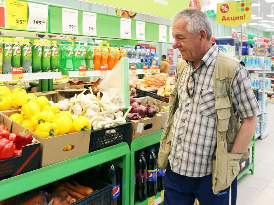 Россиян начали готовить к скачку цен на еду