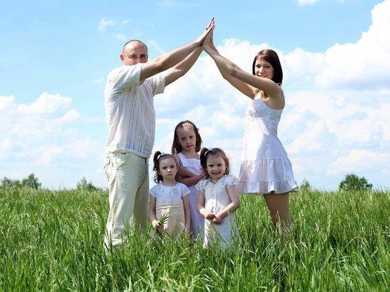 Землю под дома получили около 30 многодетных костромских семей