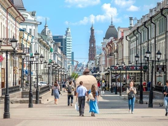 Развитие исторических территорий Казани начнется с 5 проектов