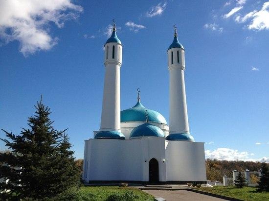 В казанской мечети «Шамиль» прошел вегетарианский ифтар