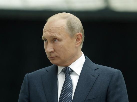 Путин напомнил Трампу об обещании улучшить отношения с Россией