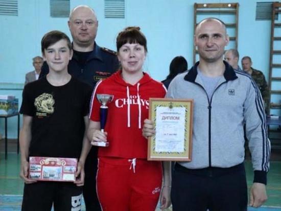Команда сотрудников колонии из Торжка заняла второе место в ведомственном конкурсе