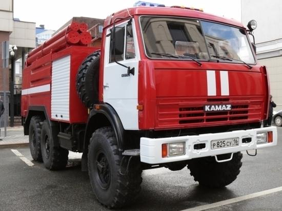 В Татарстане начался ремонт пожарных машин, на который выделили 80 млн рублей